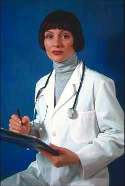 Woman Doctor, Female Doctor